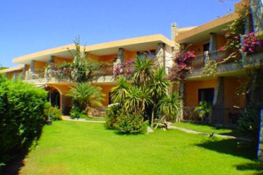 Residence Palm Village Villasimius Sardegna