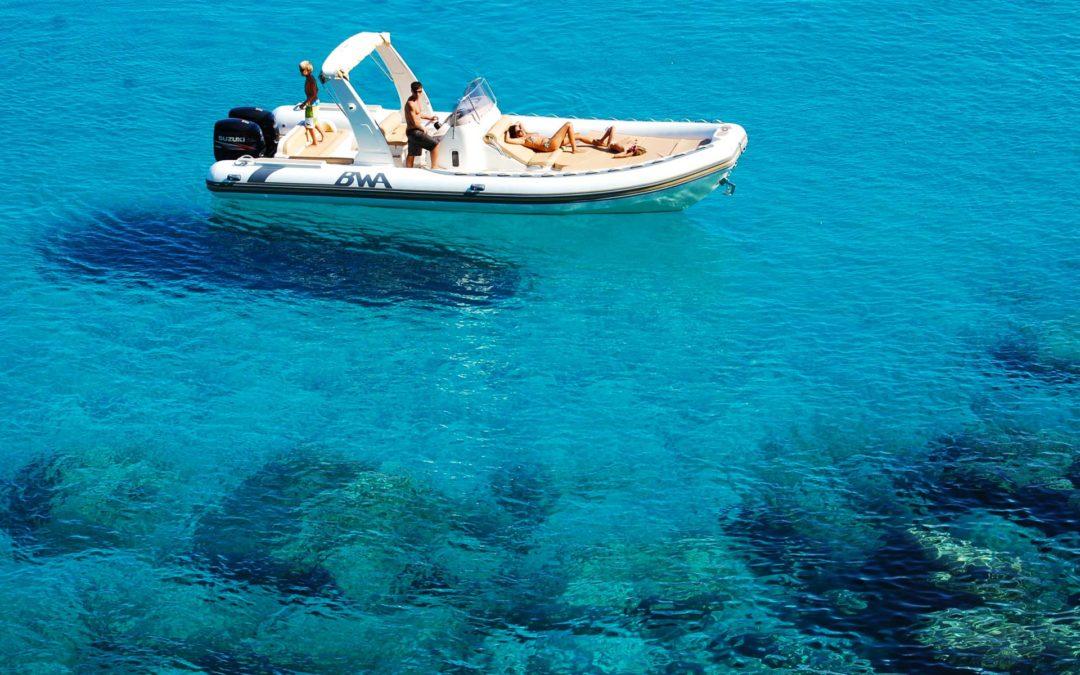 Rent boat Palau Sardinia