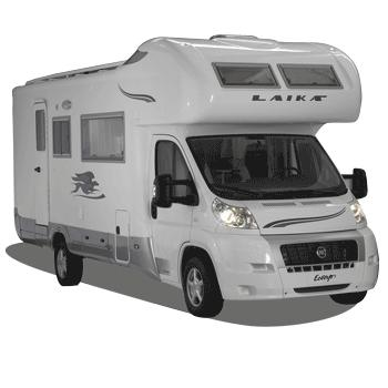 Rent Autocaravan Camper Sardinia