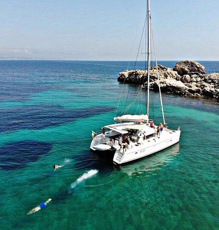 catamarano alghero trip sardiinia