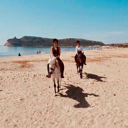 escursione cavallo cagliari
