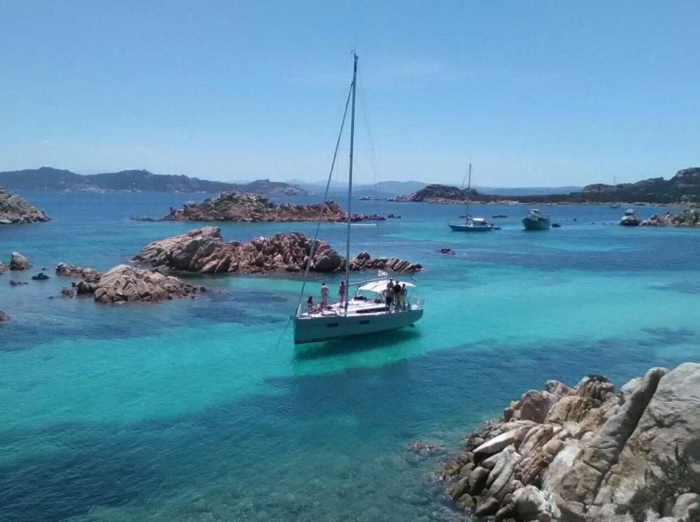 escursione barca a vela la maddalena